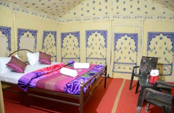 2night Package For Jaisalmer 1night And1night For Sam Desert Plaza Desert Safari Camp Sam Jaisalmer