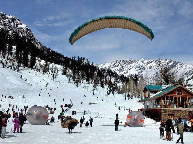 10 Days Amazing Himachal Tour