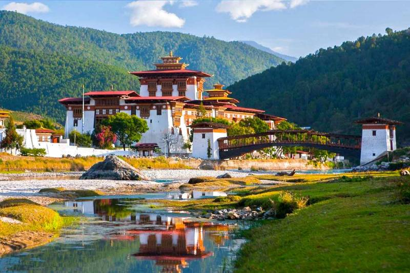 8 Nights 9 Days Bhutan Tour Itinerary