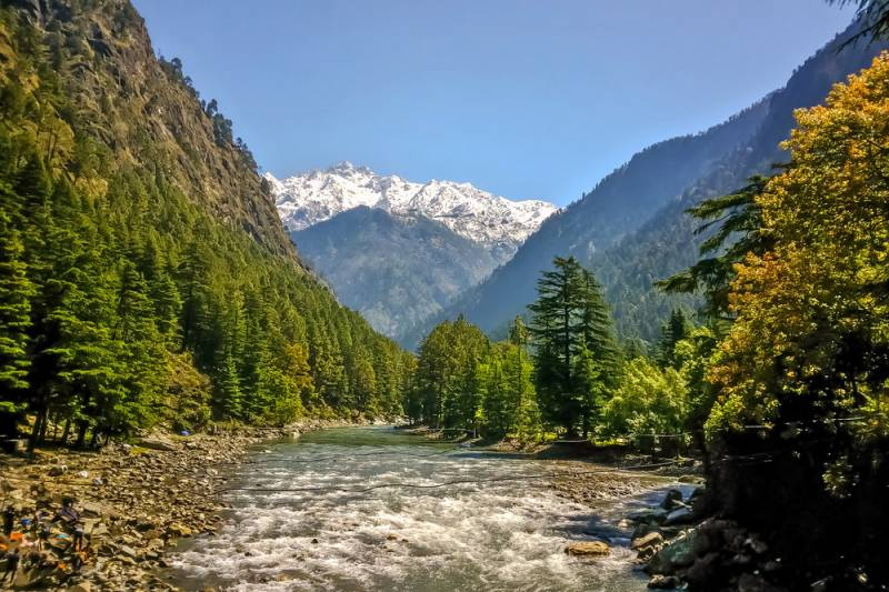 Himachal Package 5 Days 4 Nights