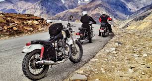 Manali To Leh Ladakh Bike Trip Tour