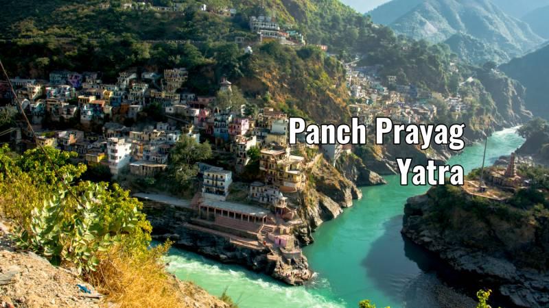 Panch Prayag Yatra Tour
