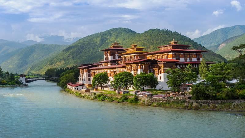 4N 5D Bhutan Tour