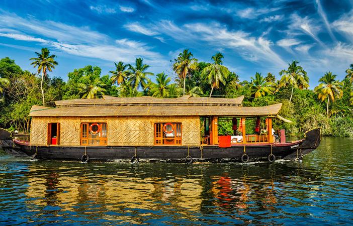 06 Nights / 07 Days Kerala Package