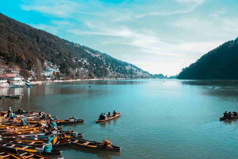 Nainital / Corbett / Ranikhet / Kausani Tour – 05 Night / 06 Days