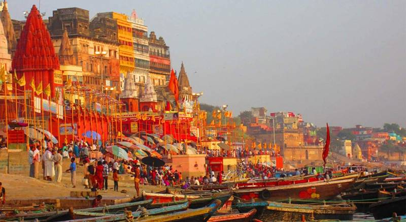 Ganga Arriti Pilgrimage Tour Package