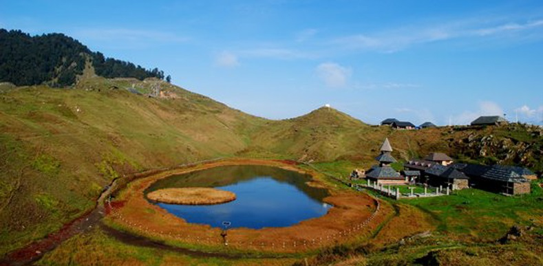 Prashar Lake Day Tour