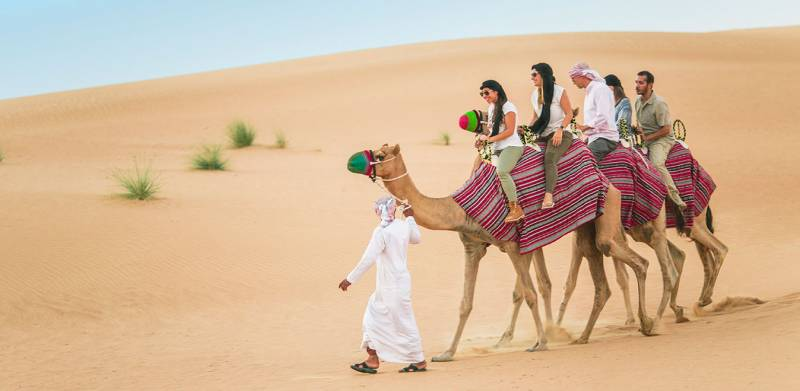 03 NIGHTS/04 DAYS DUBAI PACKAGE OPTION