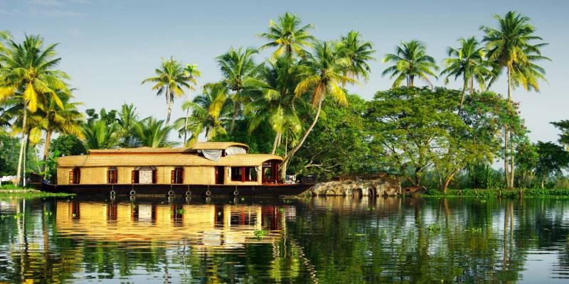 Kerala 7 Day Package