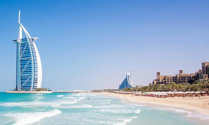 A Complete Dubai Experience Tour
