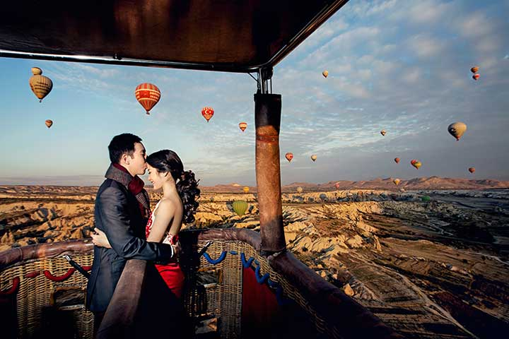 Romantic Honeymoon In Istanbul Tour