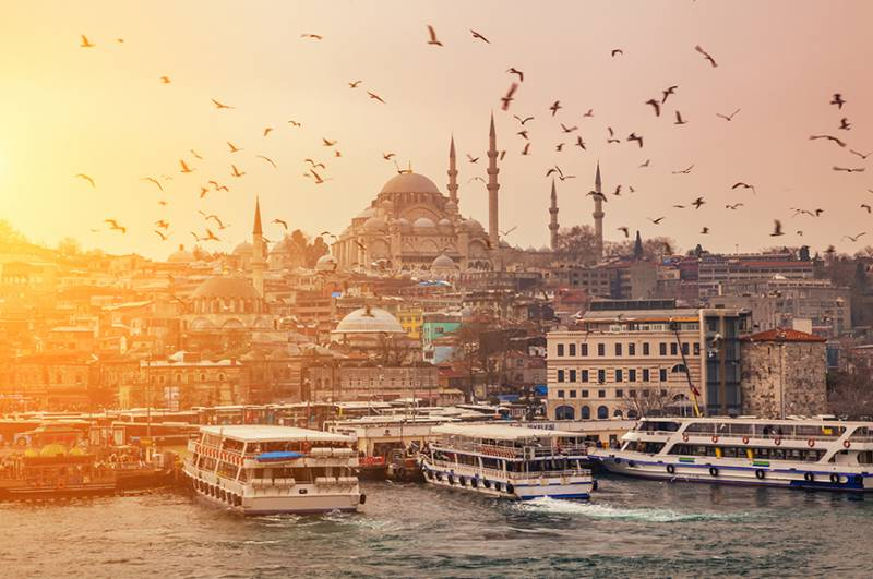 Treasures Of Turkey By Flight Tour