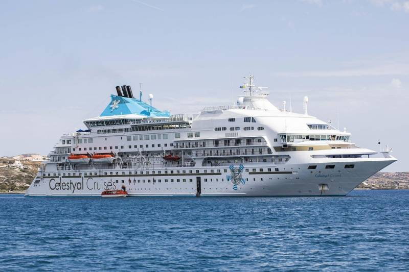 4 Days 3 Nights Idyllic Aegean Cruise Tour