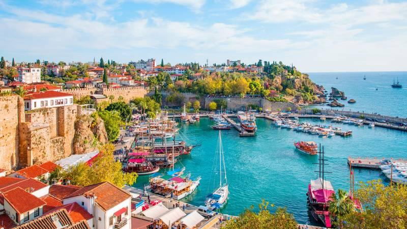 5 Days 4 Nights Greek Island Cruise Tour