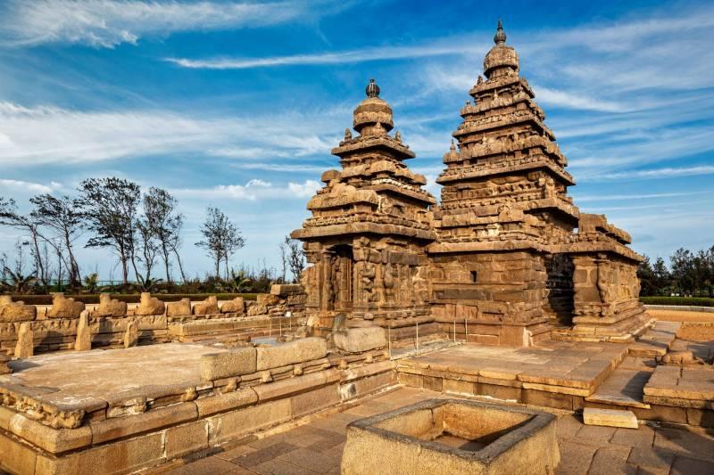 Pondicherry – Mahabalipuram Heritage Tour
