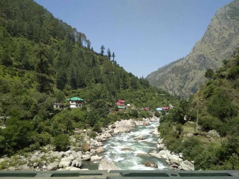 Himachal Leasure Trek Tour
