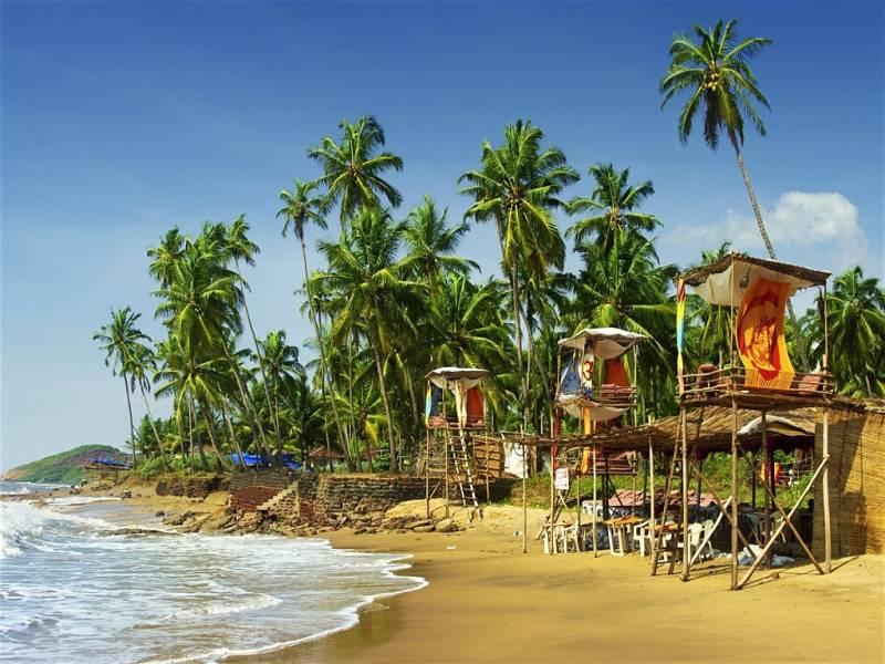 5 Days Goa Tour