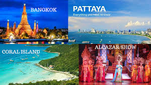 5 Days / 4 Nights. Thailand : The City Of Angles Tour