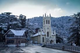 Chandigarh Shimla Manali Pathankot Tour