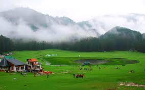 Chandigarh Shimla Manali Dharmshala Dalhousie Tour