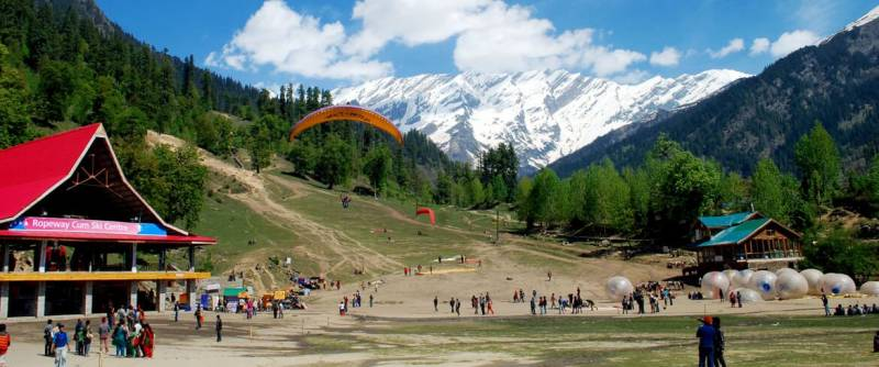 Shimla- Manali Trip From Chandigarh : 5 Nights / 6 Days Tour