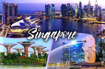 Singapore Honeymoon Tour