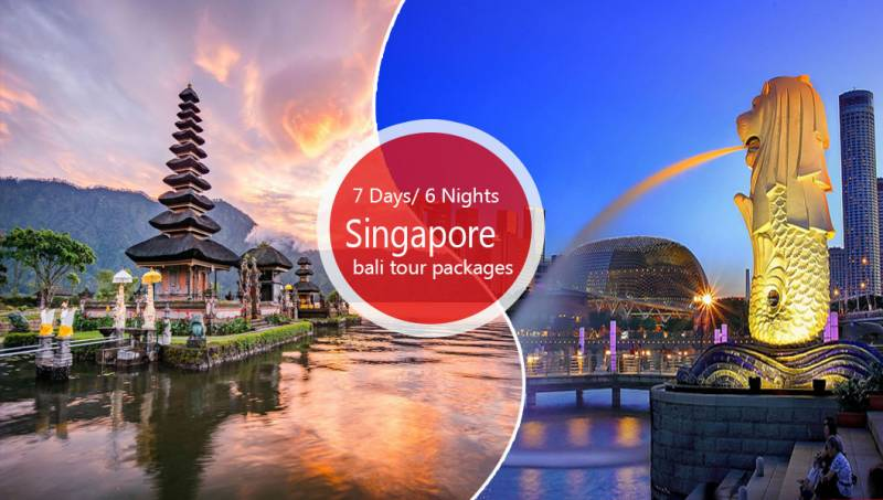Singapore Bali Tour 7 Days