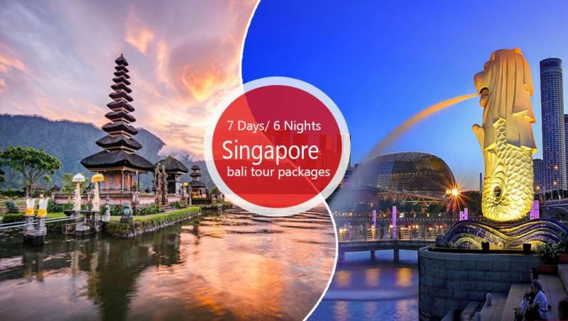 Singapore Bali Tour 7 Days