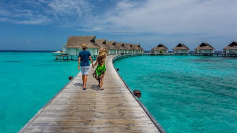 3 Night Maldive Honeymoon Tour Package Within Budget