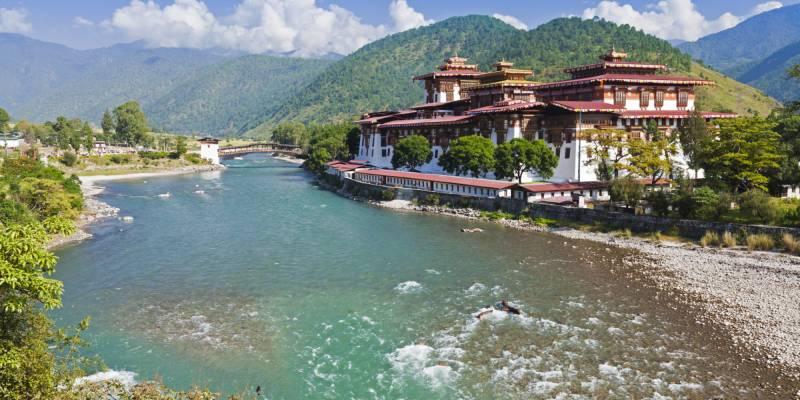 Super Saver Bhutan Ex - Bagdogratour 7 Nights / 8 Days
