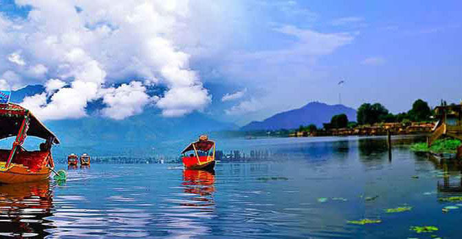 Amazing Srinagar At Vivaanta Taj - With Flights
