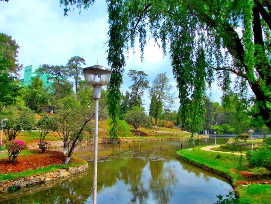 Happiness Returns - Best Of Shillong - 3 Nights - Sightseeing + Transfers (3 Star)