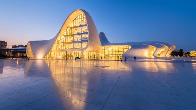 Azerbaijan-Baku - 04 Nights 05 Days