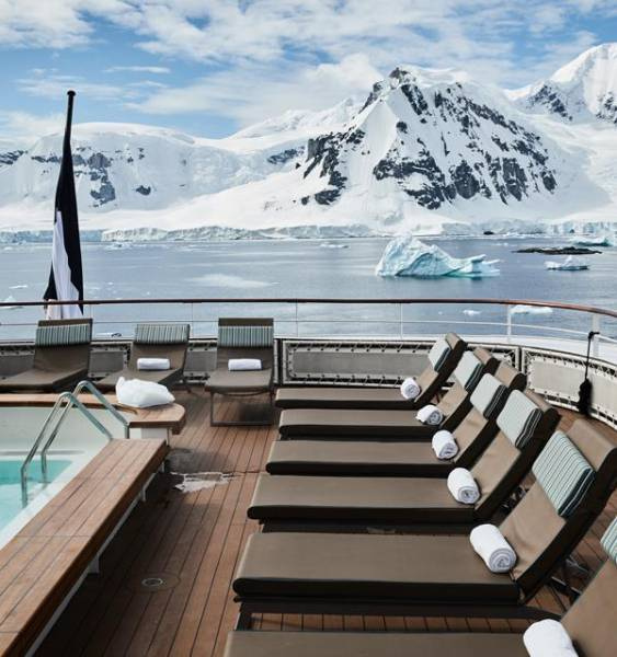 Emblematic Antarctica - 13 Nights And 14 Days