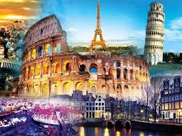 Europe Tour 10 Days