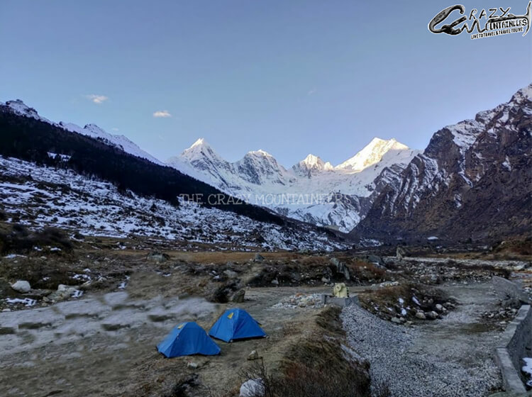 Panchachuli Base Camp Trek