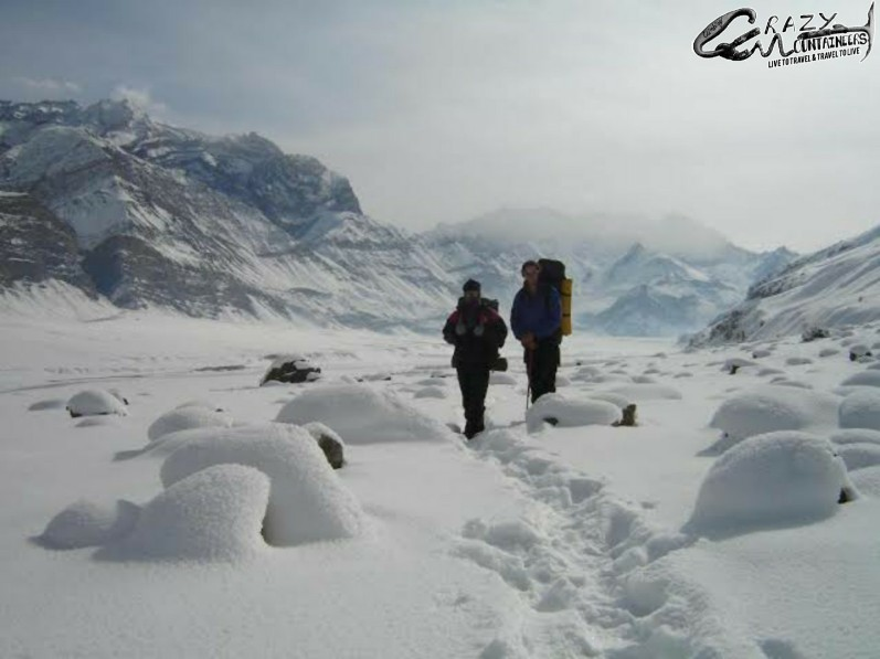 Chandra Trek Frozen River Tour