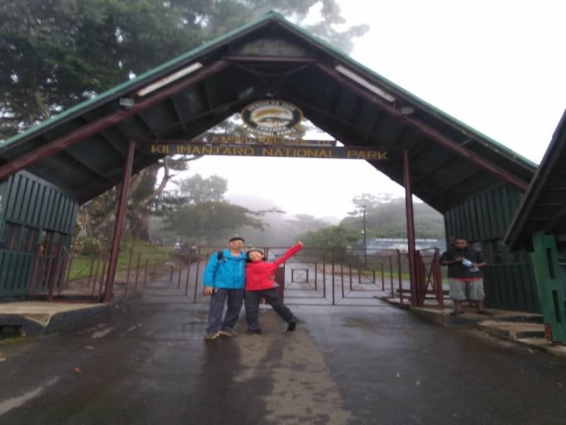 2 Days Trip Mount Kilimanjaro
