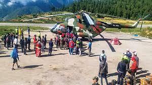 KAILASH MANSAROVAR YATRA HELICOPTER TRIP
