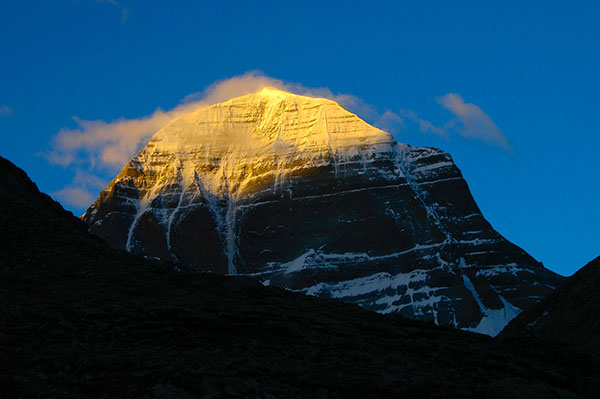 Kailash Yatra By Helicopter From Lucknow Tour