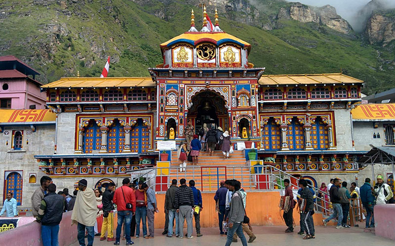 Luxury Char Dham Yatra By Helicopter Tour