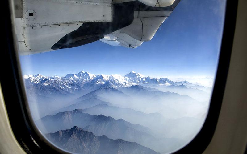 Everest Mountain Flight In Nepal Tour
