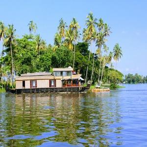 Kerala Special 4 Nights / 5 Days  Munnar (2N)Thekkady (1N)Alleppey (1N)