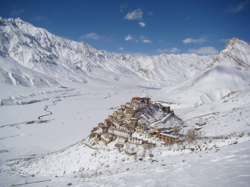 8 Days Spiti Valley Expedition 2020
