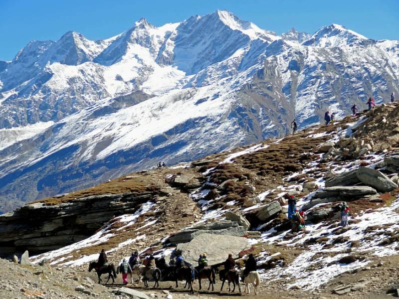 Sarahan - Sangla - Chitkul - Kalpa Tour ( Shimla To Shimla)