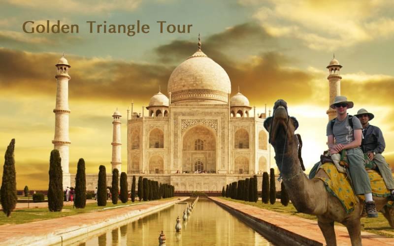 06 Nights/07 Days Golden Triangle Tour