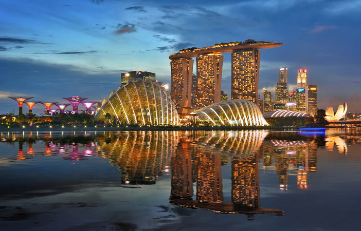 Essential Singapore Tour