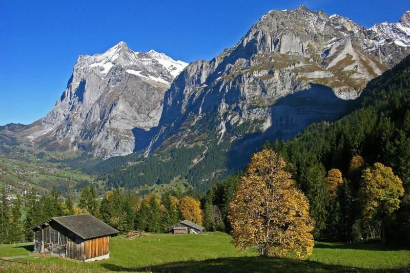Switzerland Panorama Tour