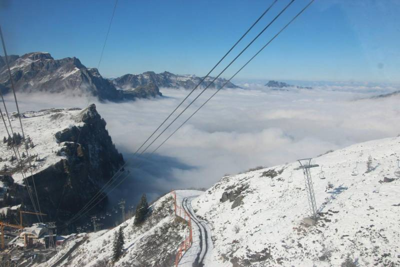 TOP OF EUROPE WITH TITLIS TOUR