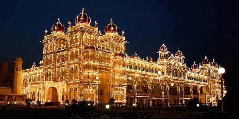 3 Days Mysore Chennai Tour